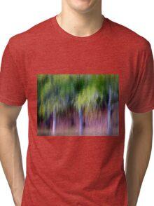 Spring Rain... Tri-blend T-Shirt