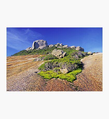 Mt Bishop Photographic Print