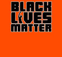 Black Lives Matter (Silhouette Fist) Unisex T-Shirt