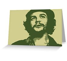 Ernesto Che Guevara happy Greeting Card