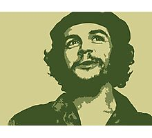 Ernesto Che Guevara happy Photographic Print