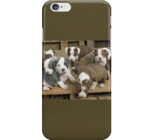 The Gang's All Here iPhone Case/Skin
