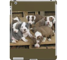 The Gang's All Here iPad Case/Skin