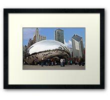 The Bean #1 Framed Print