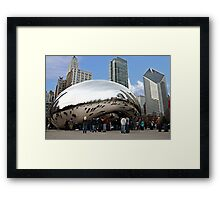 The Bean #1 Framed Print