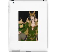 Lady in Green Samsung Case iPad Case/Skin