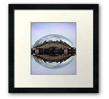 The Bean #2 Framed Print