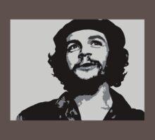 Ernesto Che Guevara black and white portrait T-Shirt