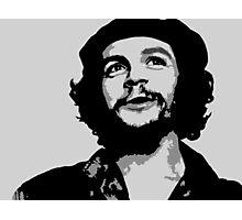 Ernesto Che Guevara black and white portrait Photographic Print
