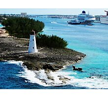 The Bahamas. Photographic Print