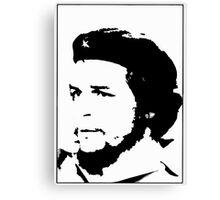 El Che Guevara Canvas Print