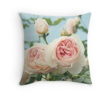 Summer Love Two Throw Pillow