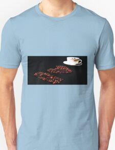 I love Coffee Unisex T-Shirt