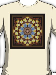 Through the Watcher's Window Shawl T-Shirt