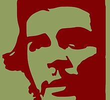 Ernesto Che Guevara hero by SofiaYoushi