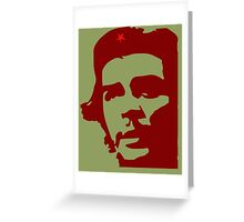 Ernesto Che Guevara hero Greeting Card