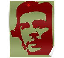 Ernesto Che Guevara hero Poster