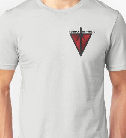 Terran Might Unisex T-Shirt