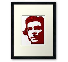 Ernesto Che Guevara Cuba Framed Print