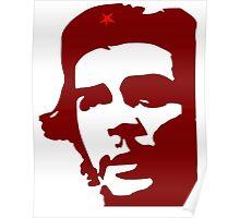 Ernesto Che Guevara Cuba Poster