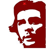 Ernesto Che Guevara Cuba Photographic Print