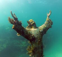 Christ of the Abyss by jrhall19