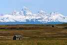 The Tetons from Idaho by Stephen Beattie
