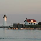 Portsmouth Harbor Lighthouse by timason