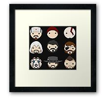 Men of Gaming UPDATED Framed Print