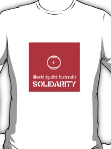 Unite...Solidarity T-Shirt