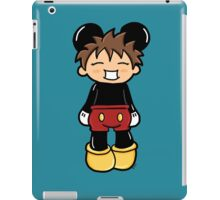 Manga Mickey iPad Case/Skin