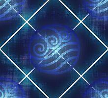Water Tribe Emblem by atelier-noir