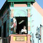 La Boca district, Buenos Aires by Maggie Hegarty