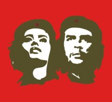 Che  Guevara and Tania Tamara Bunke the only woman Che Loved T-Shirt