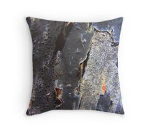 Fire from within... Throw Pillow