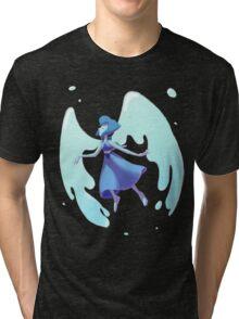 Steven Universe - Winged Water Angel Tri-blend T-Shirt