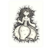 Sweet Oblivion Art Print