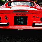 Ferrari bottom by AJPPhotography