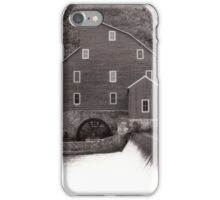 Old Mill in Clinton iPhone Case/Skin