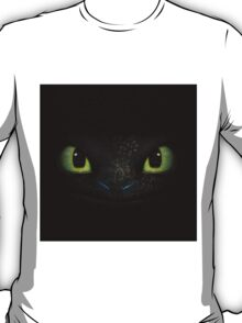 Toothless Night Furry T-Shirt