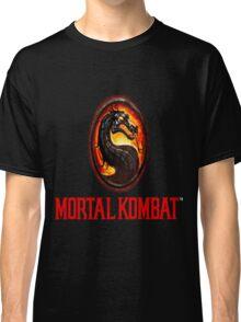Mortal Kombat Logo Classic T-Shirt