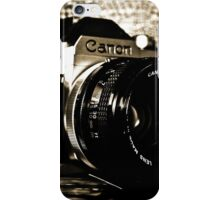 My First Camera iPhone Case/Skin