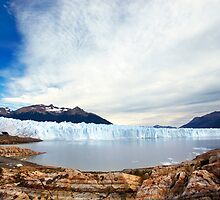 The Glacier by Ben Johnson Photography