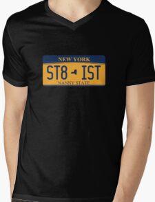 ST8-IST Mens V-Neck T-Shirt