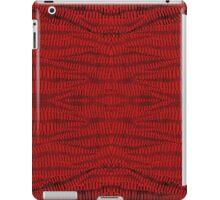 Red Reed iPad Case/Skin