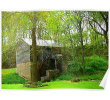 Garvine Mill_1_Spring Poster