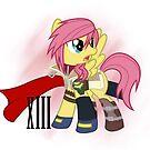 MLP - Lightning Farron by TehJadeh
