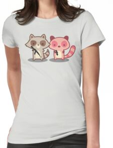 Army of Too Cute Womens Fitted T-Shirt