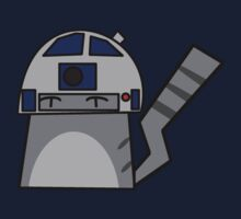 R2D2 Cat by Rjcham