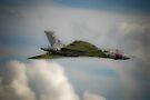 Vulcan Bomber by Matt Sillence